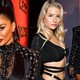 Nicole Scherzinger and Lottie Moss lead stars at Less Noise, More Music in LA