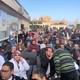 العائدون من ووهان يروون قصص الرعب والفرح.. ويؤكدون لـ بوابة الأهرام : الرئيس السيسي أنقذنا من الموت | صور