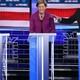 Democrats clash in fiery Las Vegas debate with Bloomberg as main target