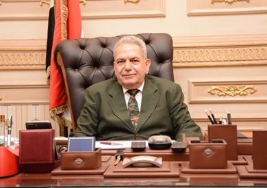 رئيس «القضاء الأعلى» يهنئ «السيسي» بحلول العام الهجري الجديد
