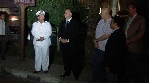 أمن القاهرة: غرفة عمليات ميدانية لتأمين سكان شارع المأمون بعد تسرب غاز .. صور