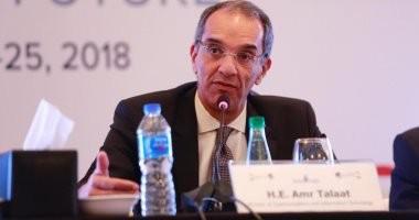 وزير الاتصالات: الفوز بعضوية الاتحاد الدولى للاتصالات يؤكد مكانة مصر فى قطاع التكنولوجيا