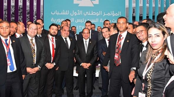 محمود محيي الدين: مؤتمر الشباب أفضل دعاية لجذب الاستثمارات .. فيديو