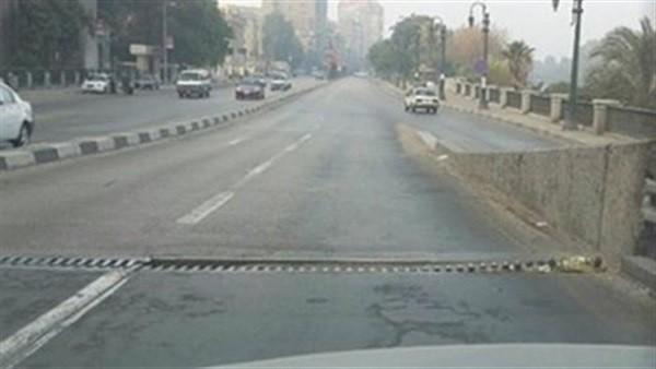 سيولة مرورية على محاور وميادين العاصمة