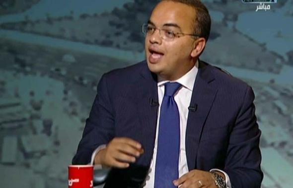 محمد خضير يستعرض المسودة الأولية لمشروع قانون الاستثمار الجديد