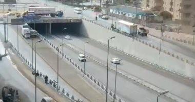 النشرة المرورية.. سيولة فى محاور وميادين القاهرة والجيزة