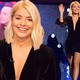 Holly Willoughby puts on leggy display as she says 'it's about time' for Dancing on Ice same sex duo