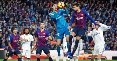مارتينيز حكما لكلاسيكو ريال مدريد ضد برشلونة فى موقعة نصف نهائى الكأس