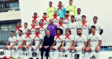 """أخبار ريال مدريد اليوم.. 14 مصابا فى """"مستشفى الملكى"""" بالموسم الحالى"""