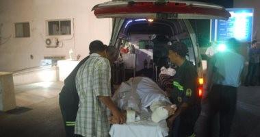 مصرع عامل وإصابة طالب فى إطلاق نار بسوهاج