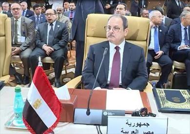 نص كلمة «عبد الغفار» في اجتماع مجلس وزراء الداخلية العرب بالجزائر