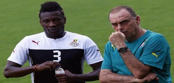 جيان: أشعر بالإحباط وقد أغيب عن مواجهة غانا أمام مصر