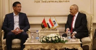 رئيس الهيئة العربية للتصنيع يستهل مهام نشاطه بتعزيز التعاون مع أفريقيا
