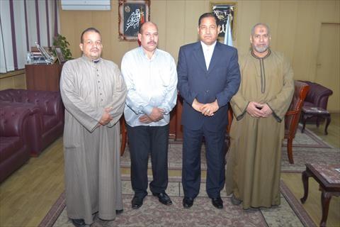 إطلاق اسم الشهيد حمدي إبراهيم على مدرسة ومركز شباب في قريته قصر بغداد بالغربية