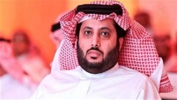 تركي آل الشيخ يكتب كلمات مؤثرة عن رئيس قناة الأهلي الراحل