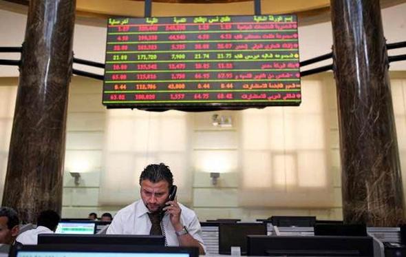 البورصة تربح 4.6 مليارجنيه بدعم مشتريات العرب