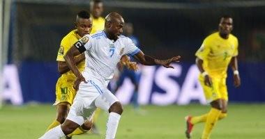 مجموعة مصر.. الكونغو تدك شباك زيمبابوى بالرابع بعد 78 دقيقة