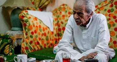 أحمد فؤاد نجم شخصية المقهى الثقافى فى معرض القاهرة الدولى للكتاب