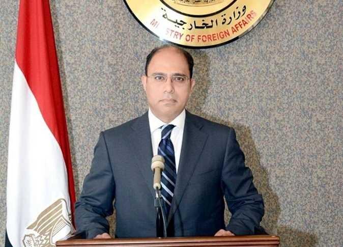 «الخارجية» تتابع حالة المصرية المعتدى عليها بلندن