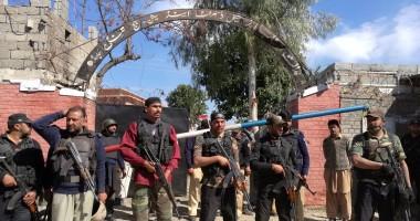 إصابة مرشح بالانتخابات الباكستانية فى تفجير انتحارى شمال غرب البلاد