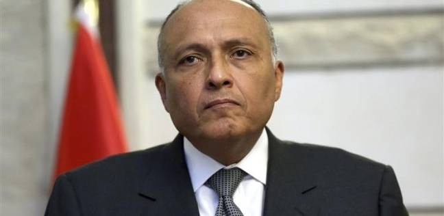 وزير الخارجية يبحث مع نظيره من جزر القمر تطوير العلاقات الثنائية
