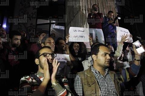 الممثل القانوني لـ«الصحفيين»: سنستأنف على حكم حبس «قلاش وعبد الرحيم والبلشي» الثلاثاء