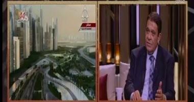 أحمد زكى عابدين: الرئيس سيحكم من العاصمة الإدارية الجديدة يونيو 2019