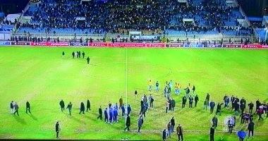 40 ألف دولار ومباراتان بدون جمهور عقوبة الإسماعيلى بسبب شغب مباراة الأفريقى