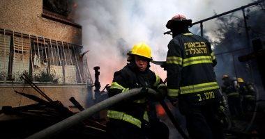 بالصور.. إطفاء إسرائيل: لا يوجد لدينا ما يكفى من رجال إنقاذ لإخماد الحرائق
