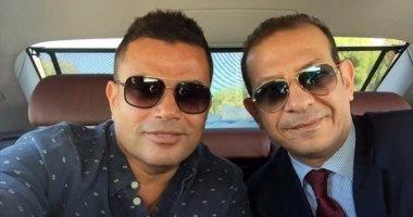 """عمرو دياب يطالب """"روتانا"""" بتعويض 50 ألف دولار عن غلق قناة الهضبة 24 ساعة"""