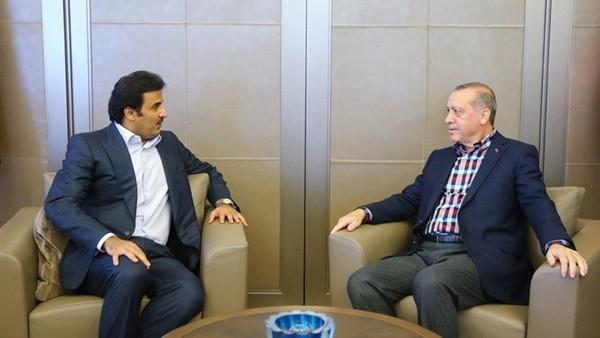 قطر تهين أردوغان: إرهابي خسيس