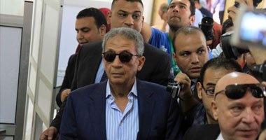 الرئيس ميشيل عون يستقبل عمرو موسى بقصر الرئاسة اللبنانى