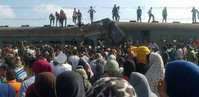 """ما عقوبة سائق قطار """"المناشي"""" ومساعده وعامل التحويلة حال ثبوت التهم؟"""