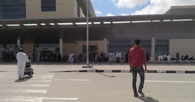 اليوم مصر للطيران تسير 8 رحلات من مطار برج العرب لنقل 1860 حاجا للأراضى المقدسة