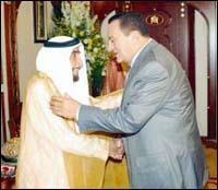 مبارك: غزو الكويت صدمني.. و«زايد» عاد إلى أبو ظبي على متن طائرة مصرية تحسبا لهجوم صدام عليه