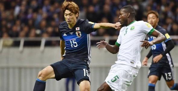 بالفيديو| اليابان تلحق بالسعودية أول خسارة في تصفيات المونديال