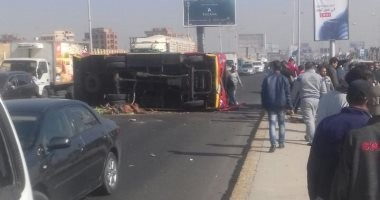 ننشر أسماء 4 وفيات و30 مصابا من ضحايا أتوبيس المصطافين بمطروح