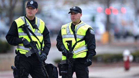 """إصابة شرطي أمريكي بنيران مسلح في ولاية """"ميتشجن"""""""