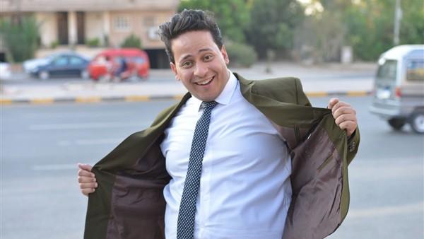 نجم مسرح مصر يتعرض لأزمة صحية مفاجئة
