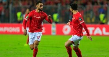 الأهلى يختار عمرو السولية نسر مباراة الإنتاج الحربى