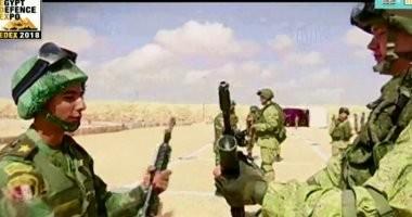 """فيديو.. """"أرض الأمان"""" أغنية المعرض الدولى للصناعات الدفاعية والعسكرية"""