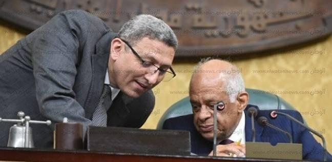 """""""عبد العال"""" لرئيس """"الوطني الإماراتي"""": علاقتنا نموذج يحتذى به"""