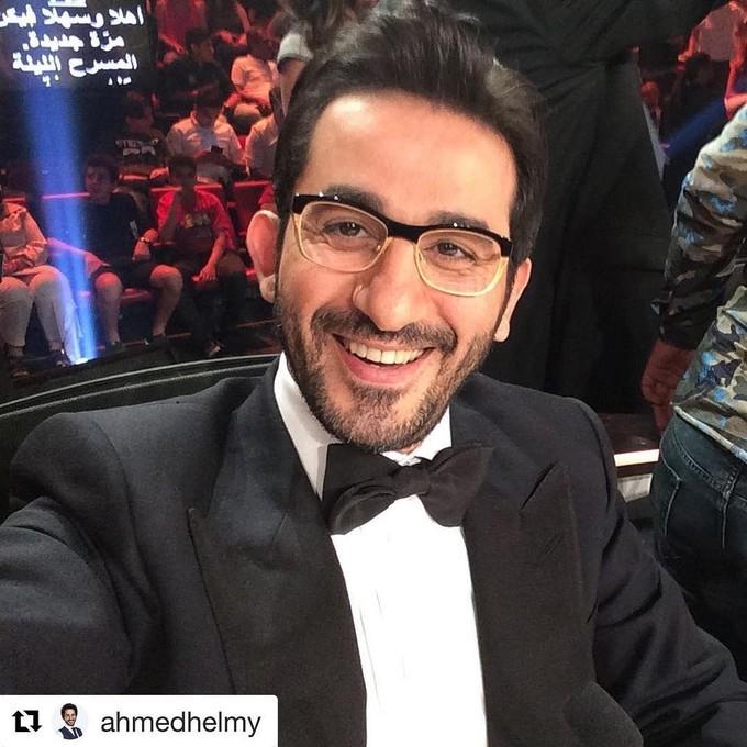 أصالة لـ«أحمد حلمي»: بدنا دائما ناس مثلك تذكرنا بالحياة الطيبة