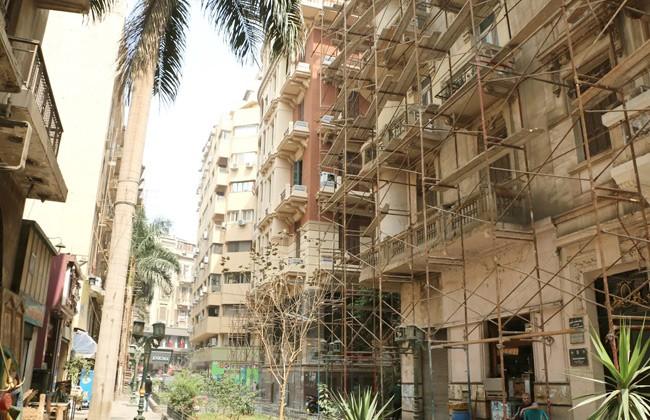 محافظة القاهرة تبدأ تطوير 17 عقارا متميزا بمنطقة البورصة