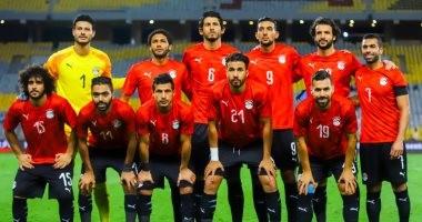 منتخب مصر يهزم ليبيريا 1 / 0 فى البروفة الأخيرة قبل مواجهتىّ كينيا وجزر القمر