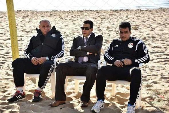 منتخب الشاطئية يواجه لبنان للمرة الرابعة وديًا