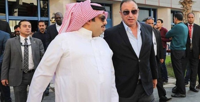 """تركي آل الشيخ:""""جلستي مع الخطيب شهدت تفاصيل جديدة سيتم الإعلان عنها قريبا"""""""