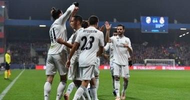 فيديو.. ريال مدريد يدك شباك بلزن 0/5 ويقترب من التأهل بدوري الأبطال