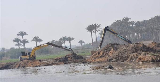 «الري»: إزالة 82 حالة تعد على نهر النيل في 8 محافظات