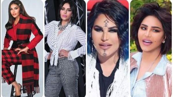 مقهورين من الملكة.. مراحل تطور شكل أحلام الشامسي في 5 سنوات.. صور